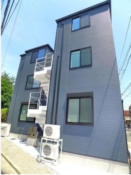 土地から新築企画アパート2棟目墨田AP